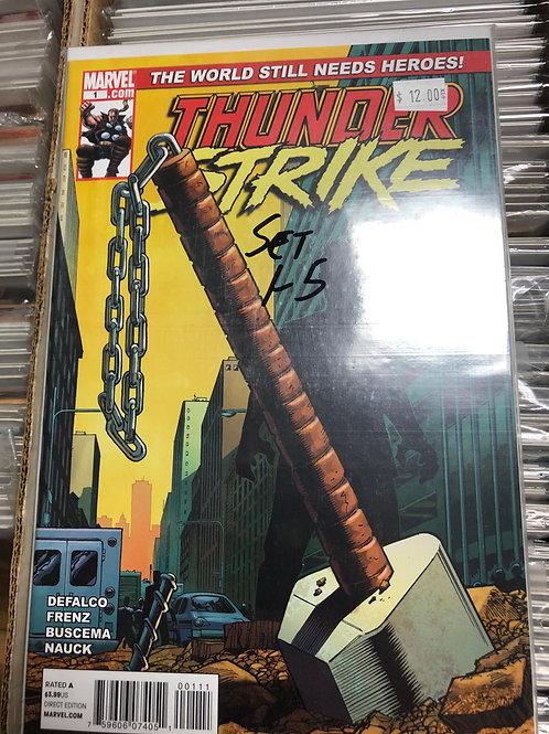 Thunderstrike 1-5