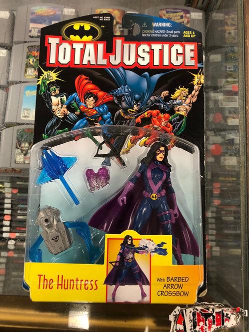 Total Justice Huntress
