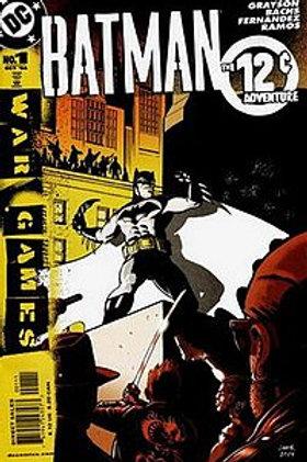 Batman War Games Complete Story