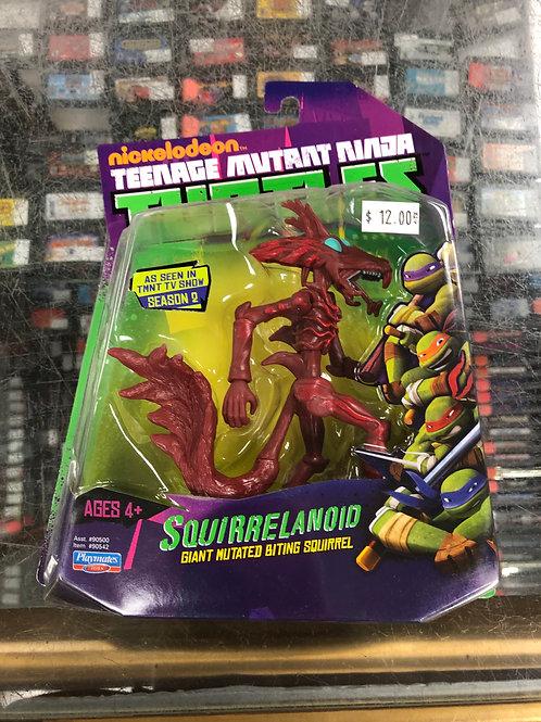 Nickelodeon TMNT Squirrelanoid