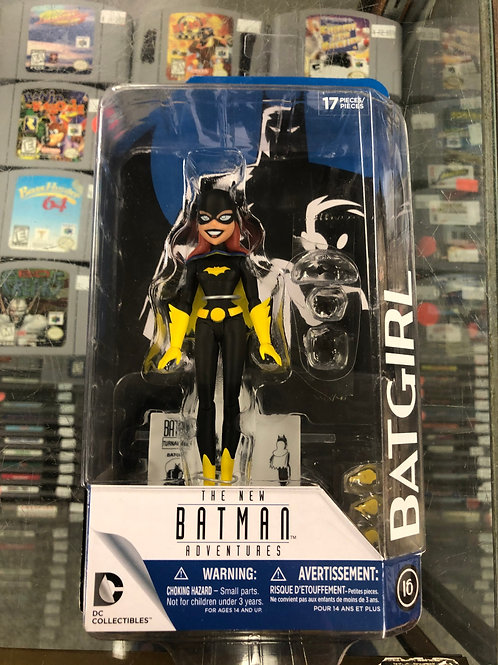 New Batman Adventures Batgirl