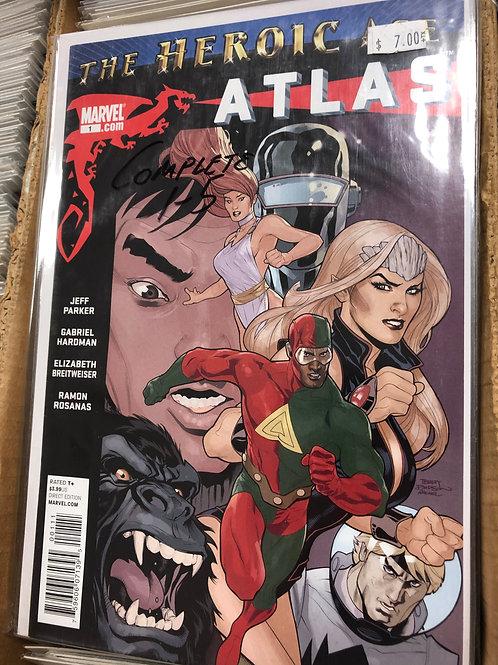 Atlas 1-5