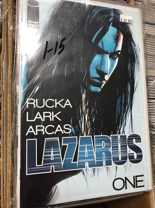 Lazarus 1-15