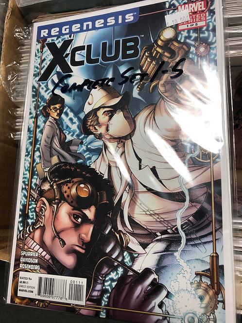 X-Club 1-5