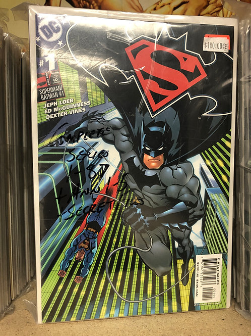 Superman Batman Complete 1-87, 5 Annuals and Secret Files