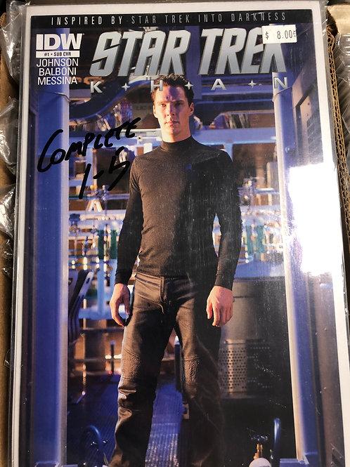 Star Trek Khan 1-5