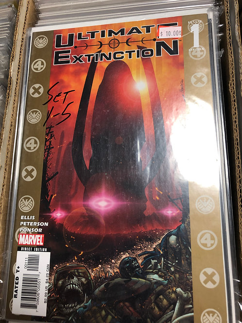 Ultimate Extinction 1-5
