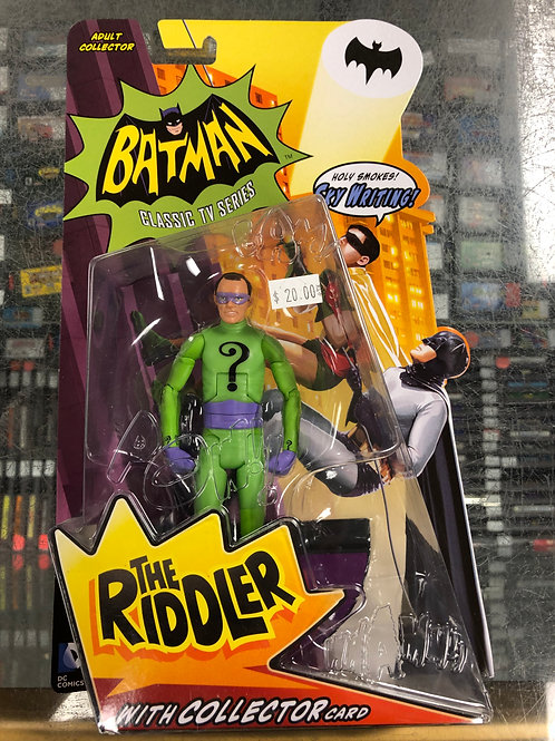 Batman 66 Riddler Figure