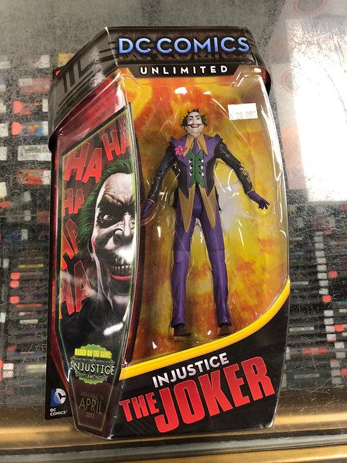 DC Comics Unlimited Injustice Joker