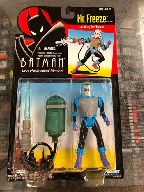 Batman Animated Series Mr. Freeze
