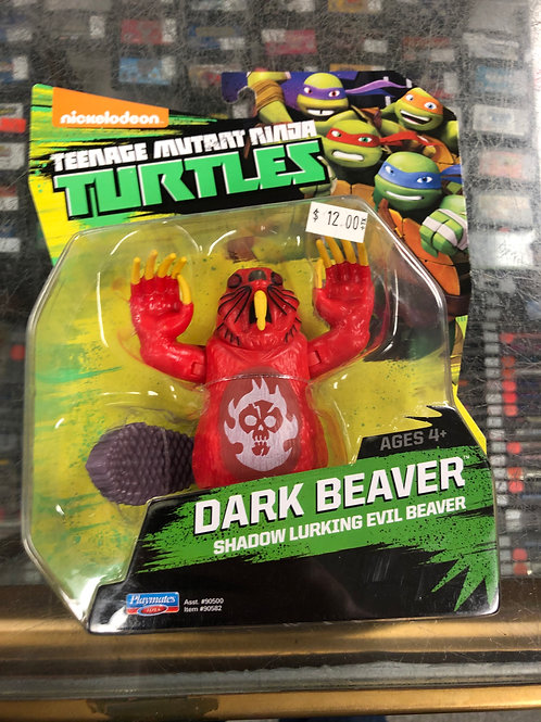 Nickelodeon TMNT Dark Beaver