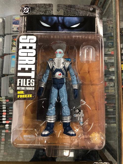 Secret Files Mr. Freeze