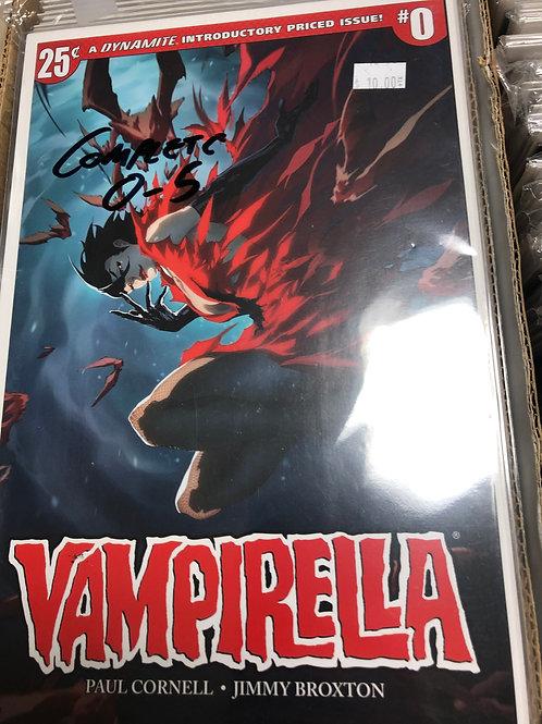 Vampirella 0-5