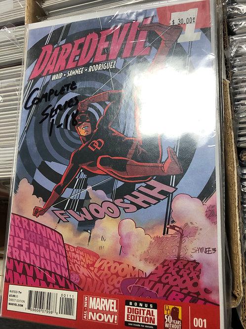 Daredevil Complete Series 1-18