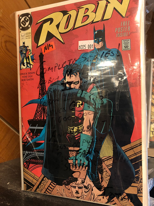Robin COMPLETE SERIES