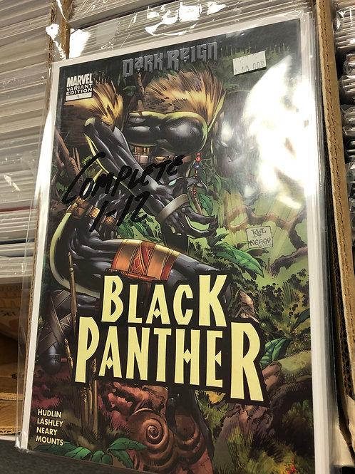 Black Panther 1-12