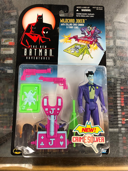 New Batman Adventures Wildcard Joker