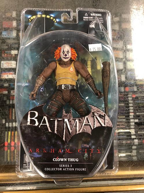 Batman Arkham City Clown Thug Yellow Shirt