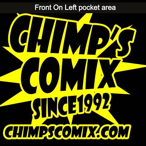 #teamchimpscomix T-Shirt