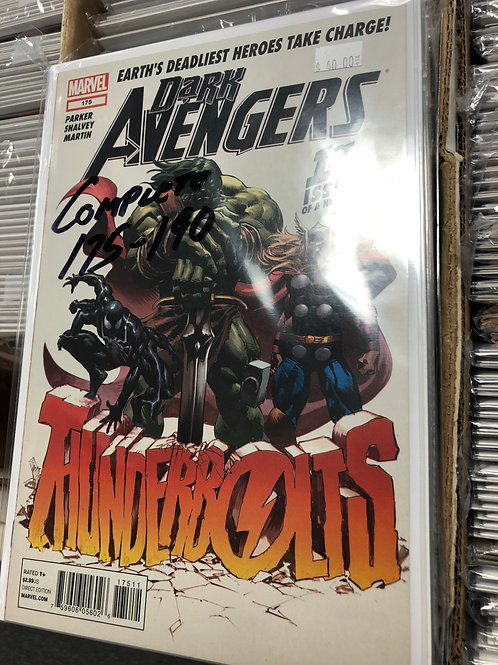 Dark Avengers 175-190 (Thunderbolts)