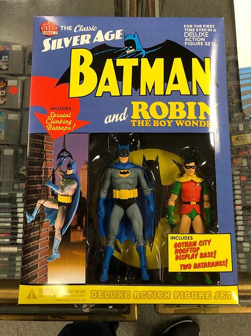 DC Direct Silver Age Batman & Robin