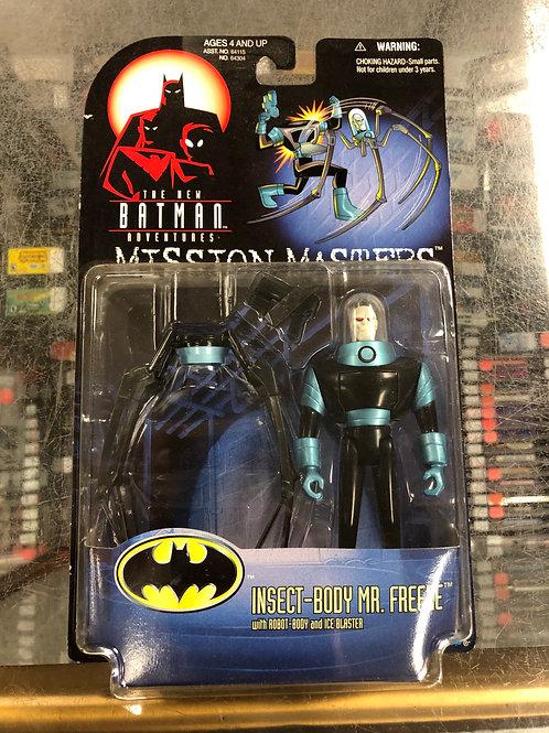New Batman Adventures Mission Masters Mr. Freeze