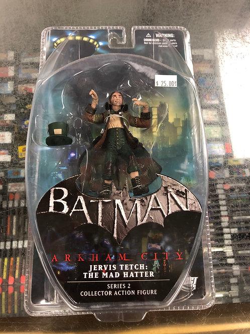 Batman Arkham City Jervis Tetch Mad Hatter