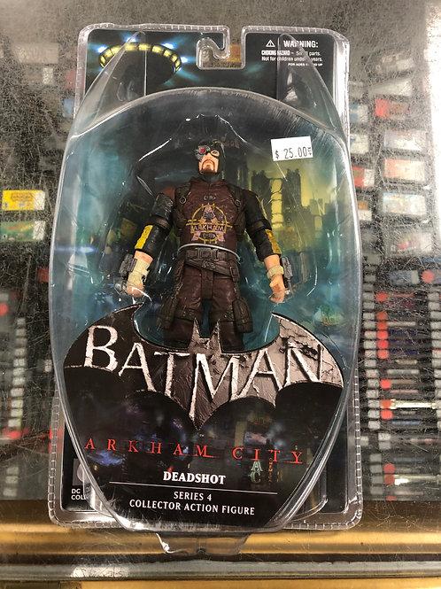 Batman Arkham City Deadshot