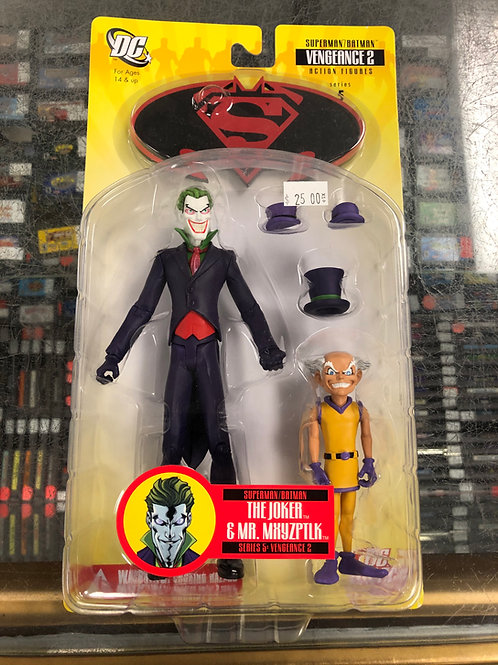 Superman Batman Vengeance 2 Joker & Mr. Mxyzptlk