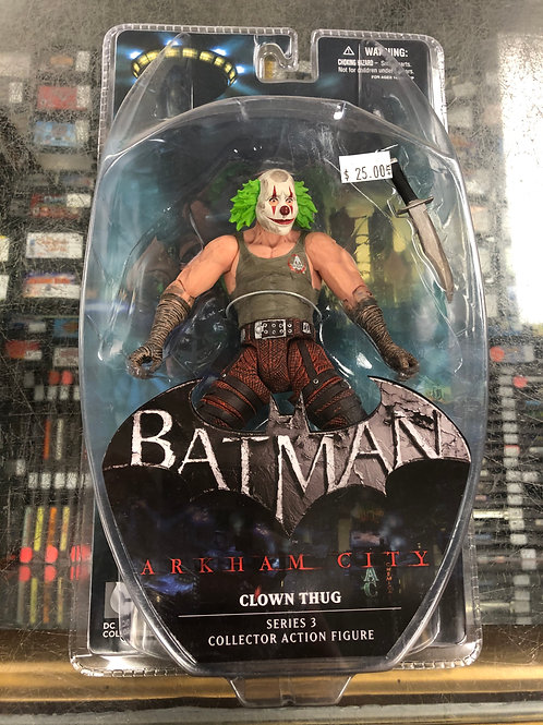 Batman Arkham City Clown Thug