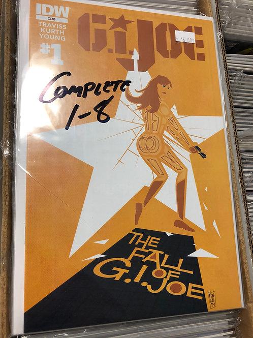 G.I. Joe Complete Series 1-8