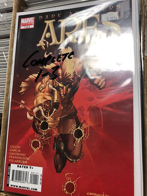 Dark Avengers Ares 1-3