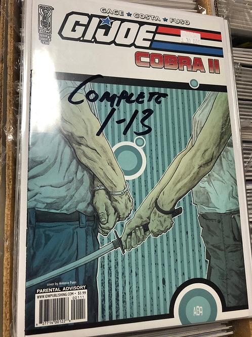 G.I. Joe Cobra II 1-13