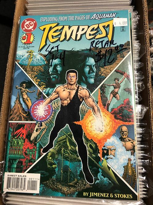 Tempest 1-4