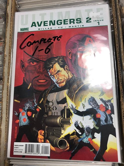 Ultimate Avengers 2 1-6