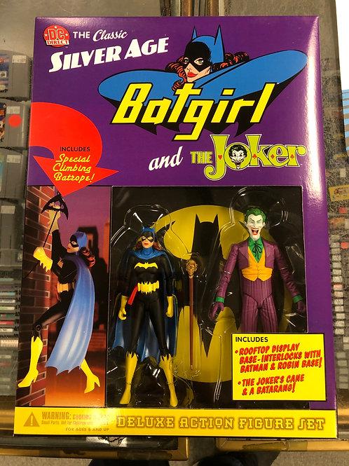 DC Direct Silver Age Batgirl & Robin