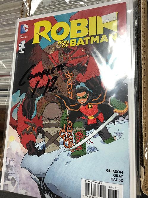 Robin Son of Batman Complete Series