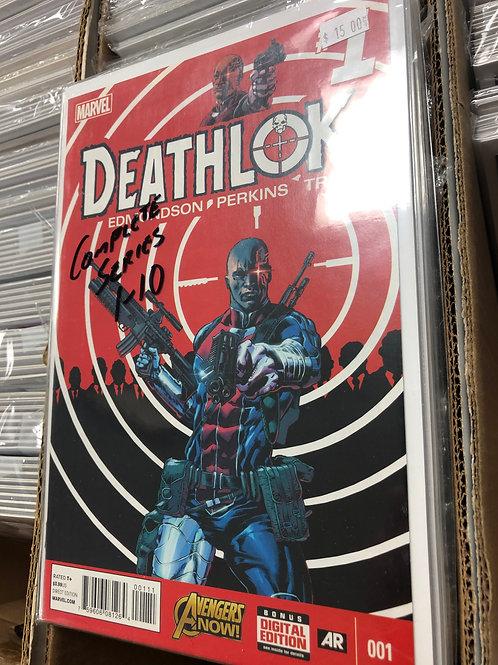 Deathlok Complete Series 1-10