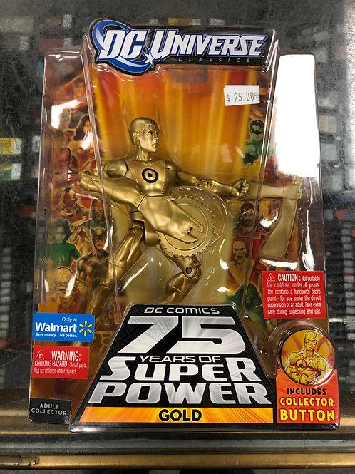 DC Universe Classics Gold Walmart Exclusive