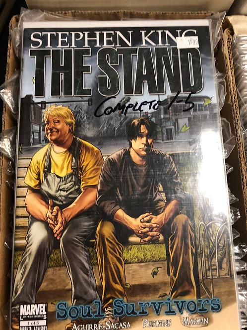 The Stand Soul Survivors 1-5