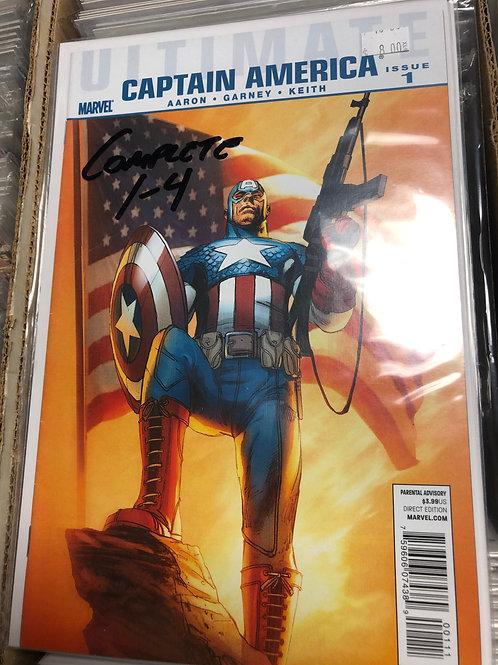 Ultimate Captain America 1-4
