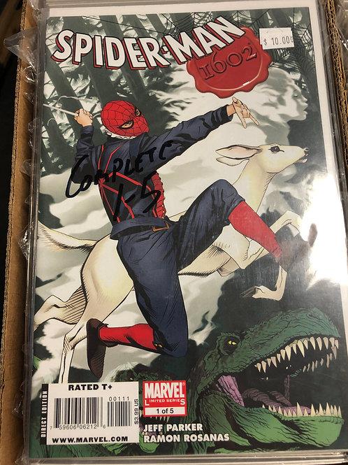 Spider-man 1602 1-5