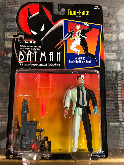 Batman Animated Series Two-Face