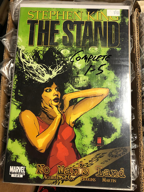 The Stand No Man's Land 1-5