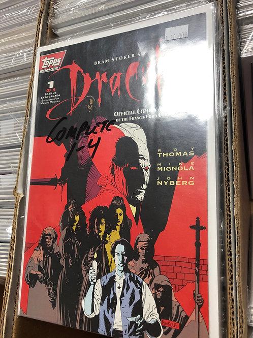 Bram Stoker's Dracula 1-4