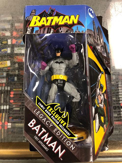 Batman Legacy First Appearance