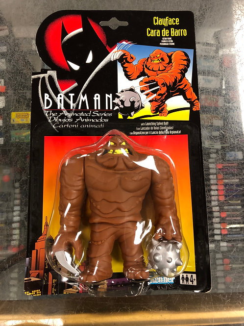 Batman Animated Series Clayface