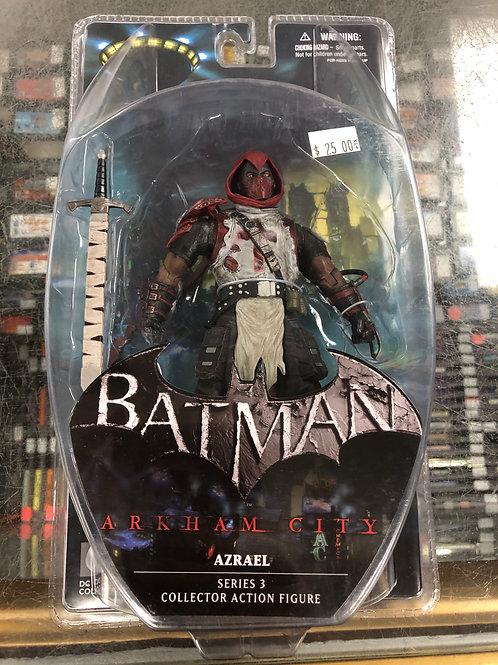 Batman Arkham City Azrael