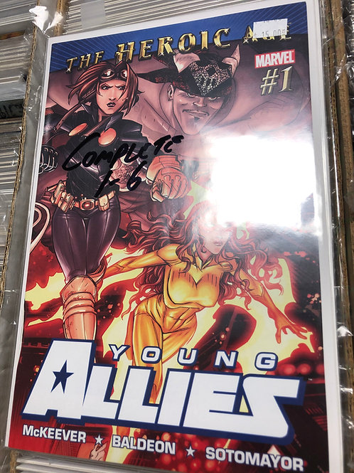 Young Allies 1-6