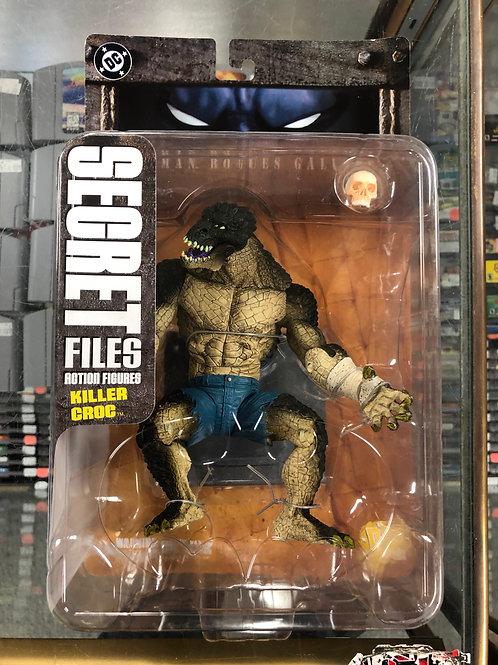 Secret Files Killer Croc